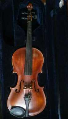 Мастеровая скрипка 1920-1930 годов