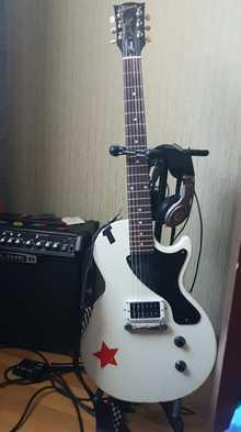 Gibson Les Paul Junior 2012 White