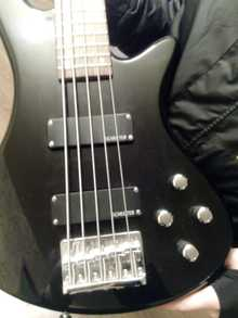 Schecter deluxe 5 diamond series 2014 black(черный)