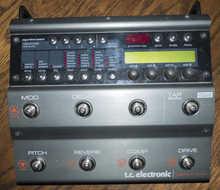 T.C. Electronic nova system