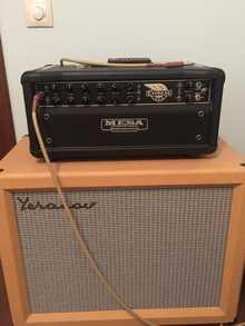 Mesa Boogie Express 5:25 + кабинет