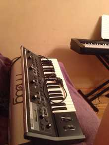 Moog Little Phatty Stage II