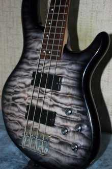 Cort action DLX 2011 Faded Grey Burst (FGB)