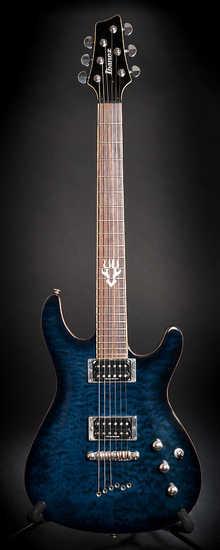 Ibanez  SZ520QM 2004  Bright Blue