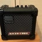 Roland micro cube 2012 Black