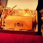Шейкер Noisy Wood отличный подарок другу-музыканту