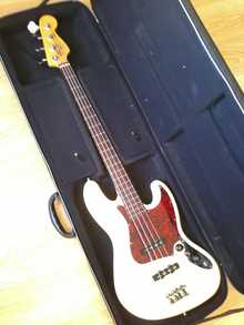 Fender Jazz Bass Am. Std. Fretless USA