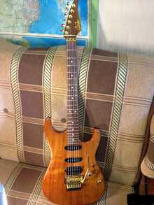 Suhr Standard Reb Beach Model Koa
