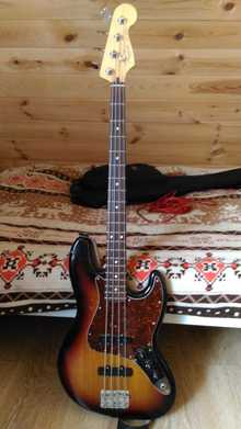 Fender Jazz Bass 2003