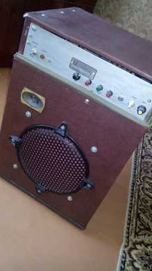 Fender Champ 1957  самопал