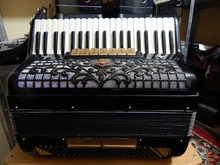 Manfrini 120 басов Итальянский аккордеон