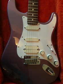 Fender Jeff Beck 1993 Purple