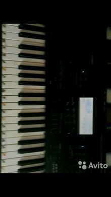 Casio CTK 7200 2014
