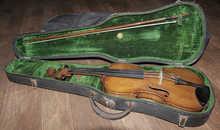 Antonius Stradivarius Faiebat Anno, 19в., Германия