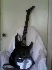 Yamaha RGX420DZII SBL