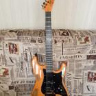 Jander Stratocaster 2015 Relic orange