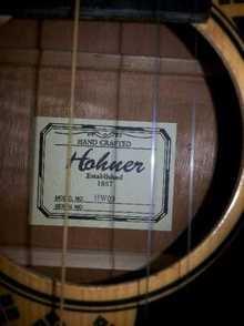Hohner HW 03