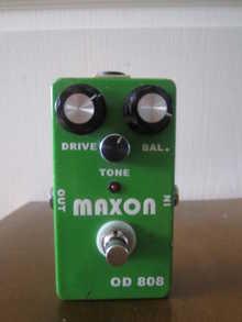 Maxon OD808 2015