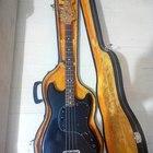 Fender Musicmaster  1986 Черный