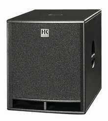 HK Audio Premium PRO 18s 2015 Чёрный