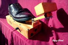 Stomp Box (Стомпбокс) - перкуссия для ноги, ударный инструмент