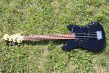 Fender Musicmaster Bass 1986 Black