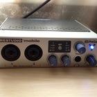 Звуковая карта (аудиоинтерфейс) PreSonus FireStudio Mobile