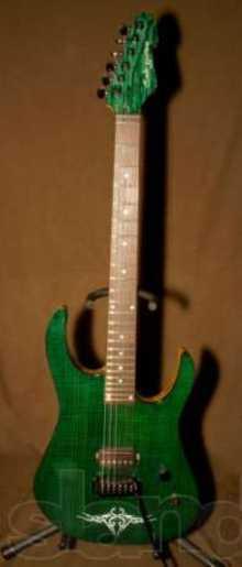 RG customguitars b.green Sabo guitars