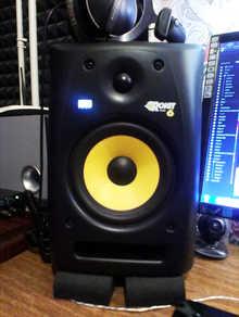 KRK RP6 2013 Желтый, черный