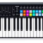 Novation launchkey 49 2015 черный