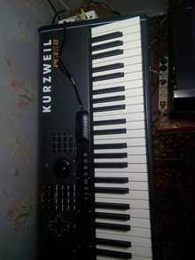 Kurzweil  pc3k8 2014 черный