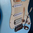 Fender Squier Bullet Stratocaster 2011 Небесно голубой