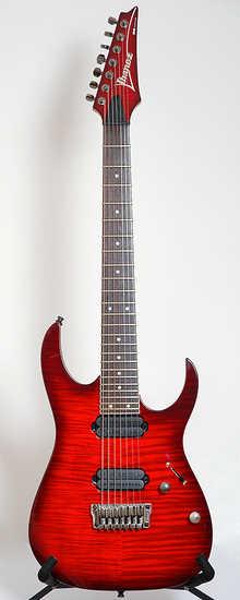 Ibanez RG7321 /7-string/ Carvin pickups