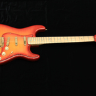 Fender Russian Strat Limited Aged YS 2008 AAA Flame
