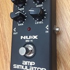 NUX-AS-4  NUX-AS-4 Modern Amplifier Simulator