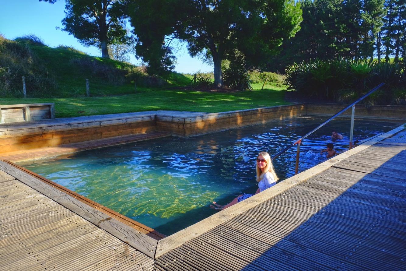 řezníkův bazének