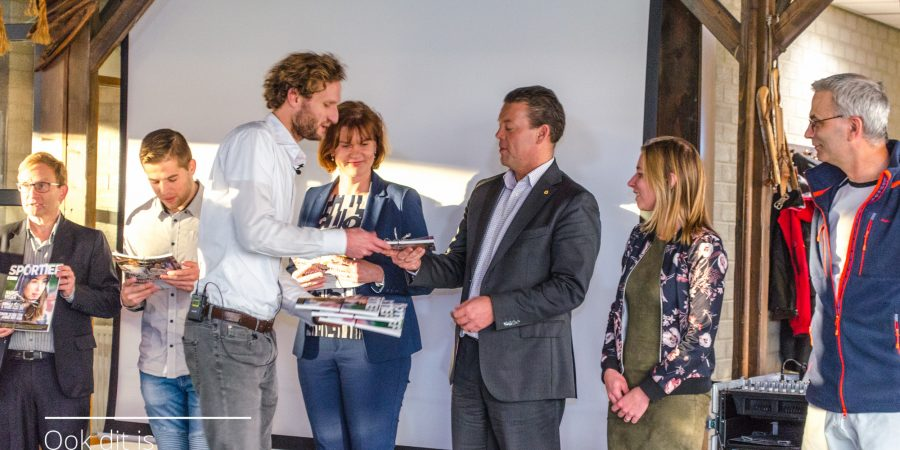 Regionale topsport in de spotlight in magazine Sportief Westfriesland