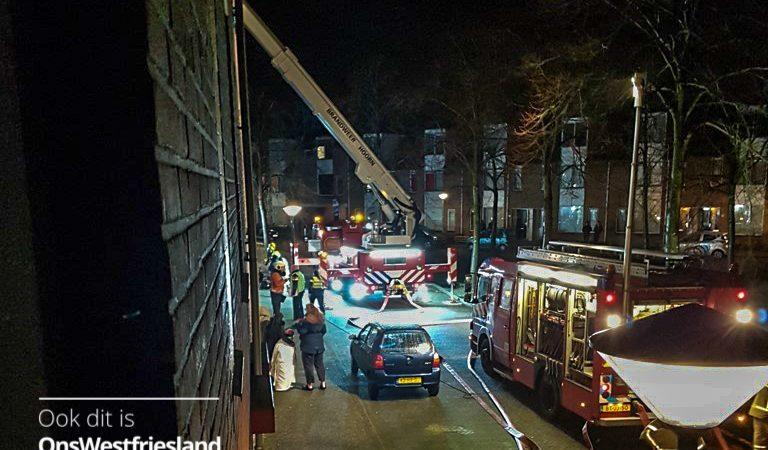 Bewoner gered, twee katten overleefden de brand niet