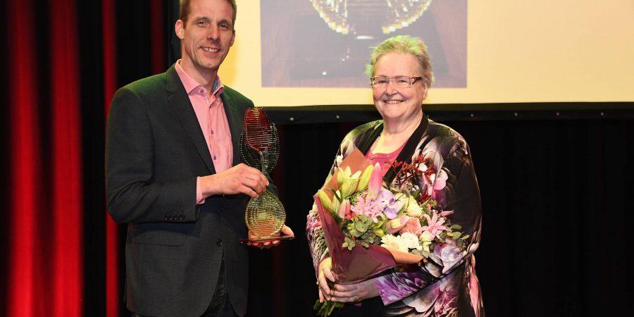 Tulpenteler Niels Kreuk uit Andijk wint verenigingsprijs