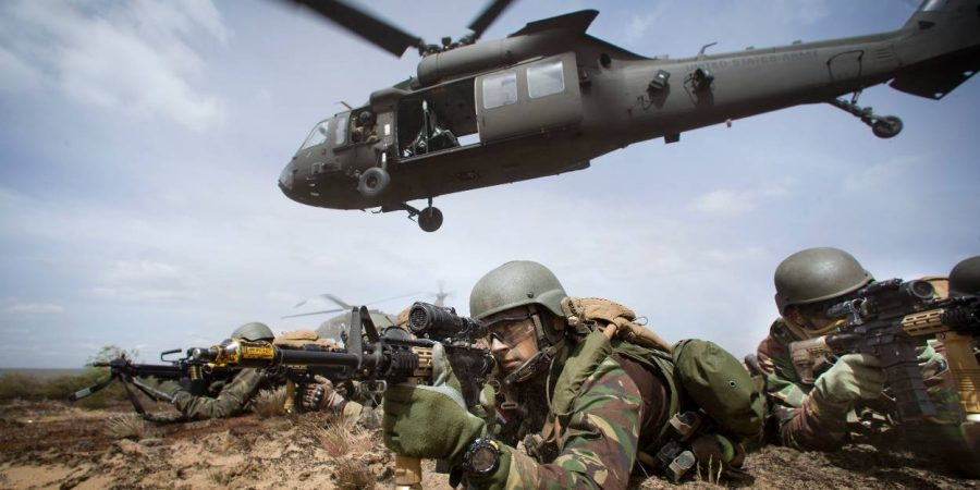 Niet schrikken; Oefening Landmacht in Noord-Holland Noord