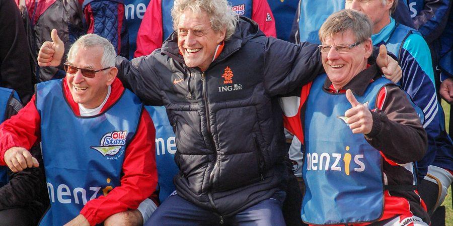 Mooi voorzetje voor OldStars walking football in Westfriesland