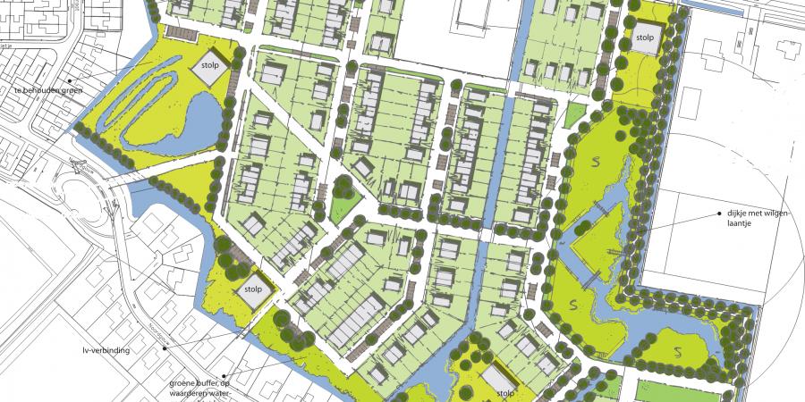 Inwoners Ursem mogen meedenken in straatnamen nieuwe wijk De Tuinen