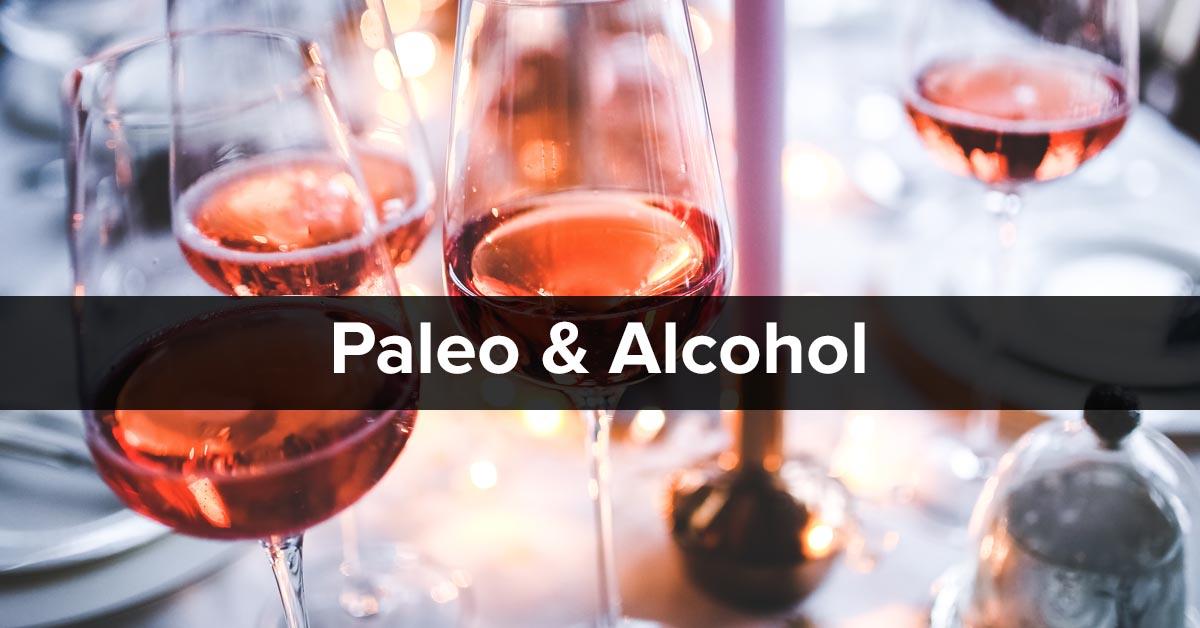 Paleo en alcohol