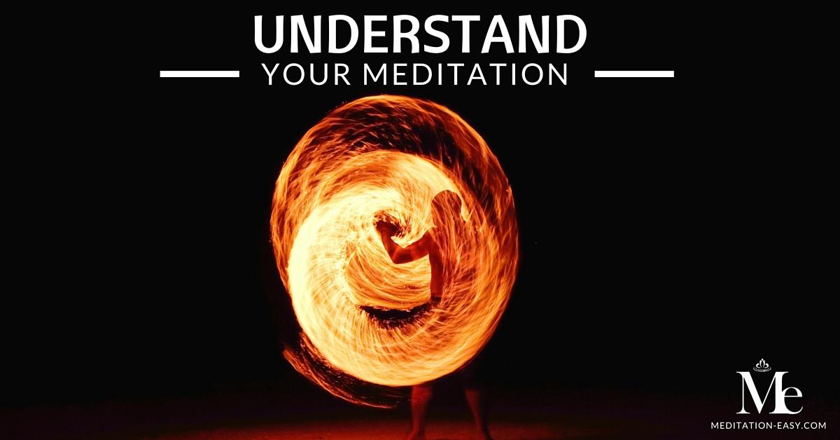 Understand your meditation
