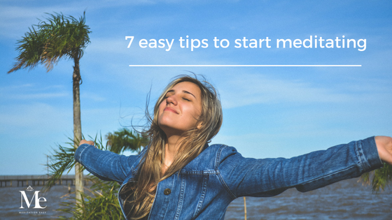 6. get motivated and start meditating