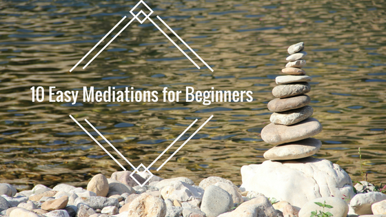 9. 10 easy mediations for beginners