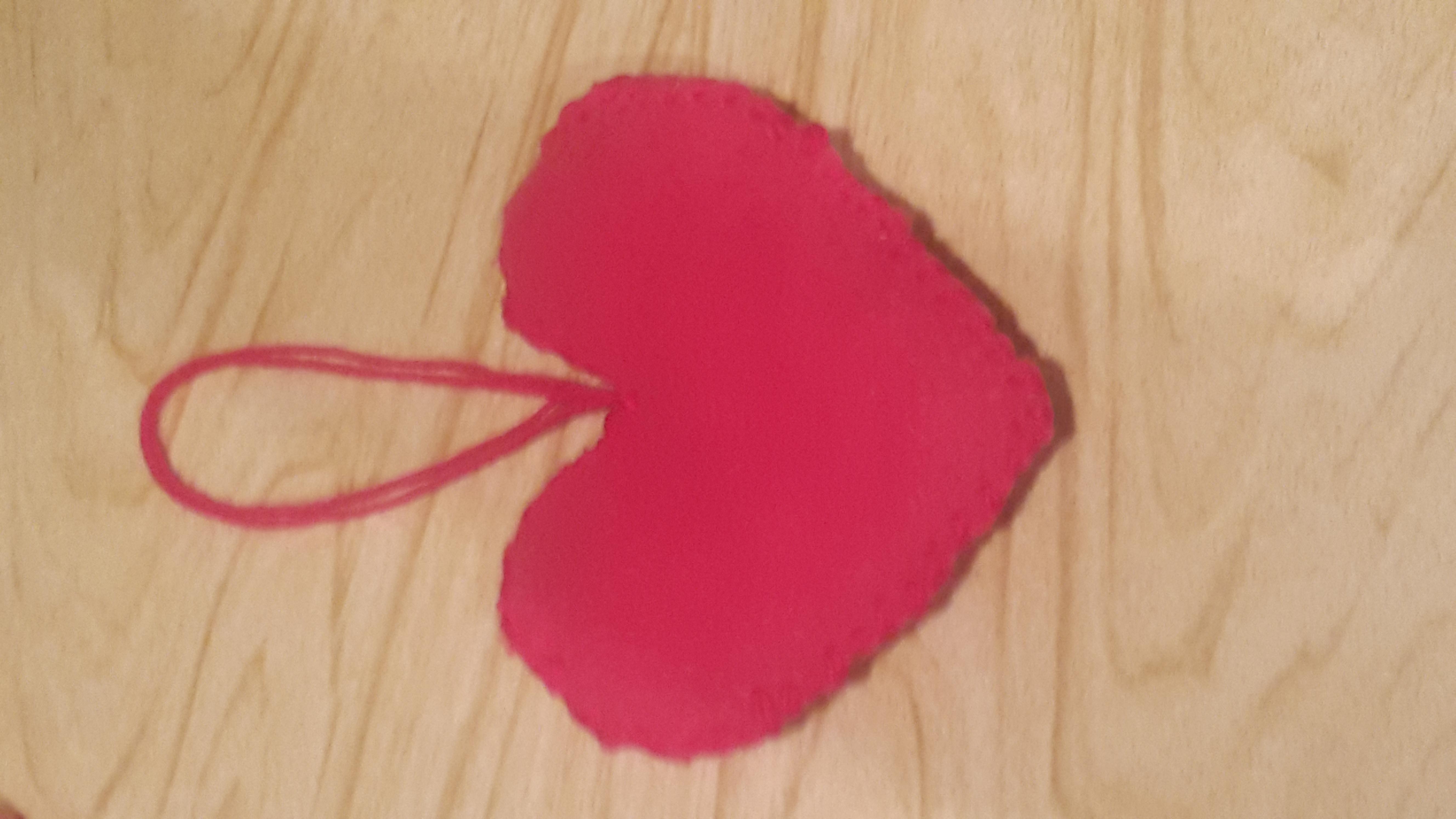 Поделки сердце донбасса 17