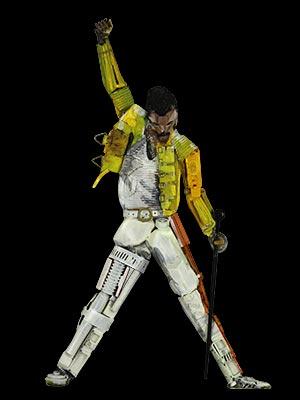 Freddie Mercury wall art, ritratto di Freddie Mercury
