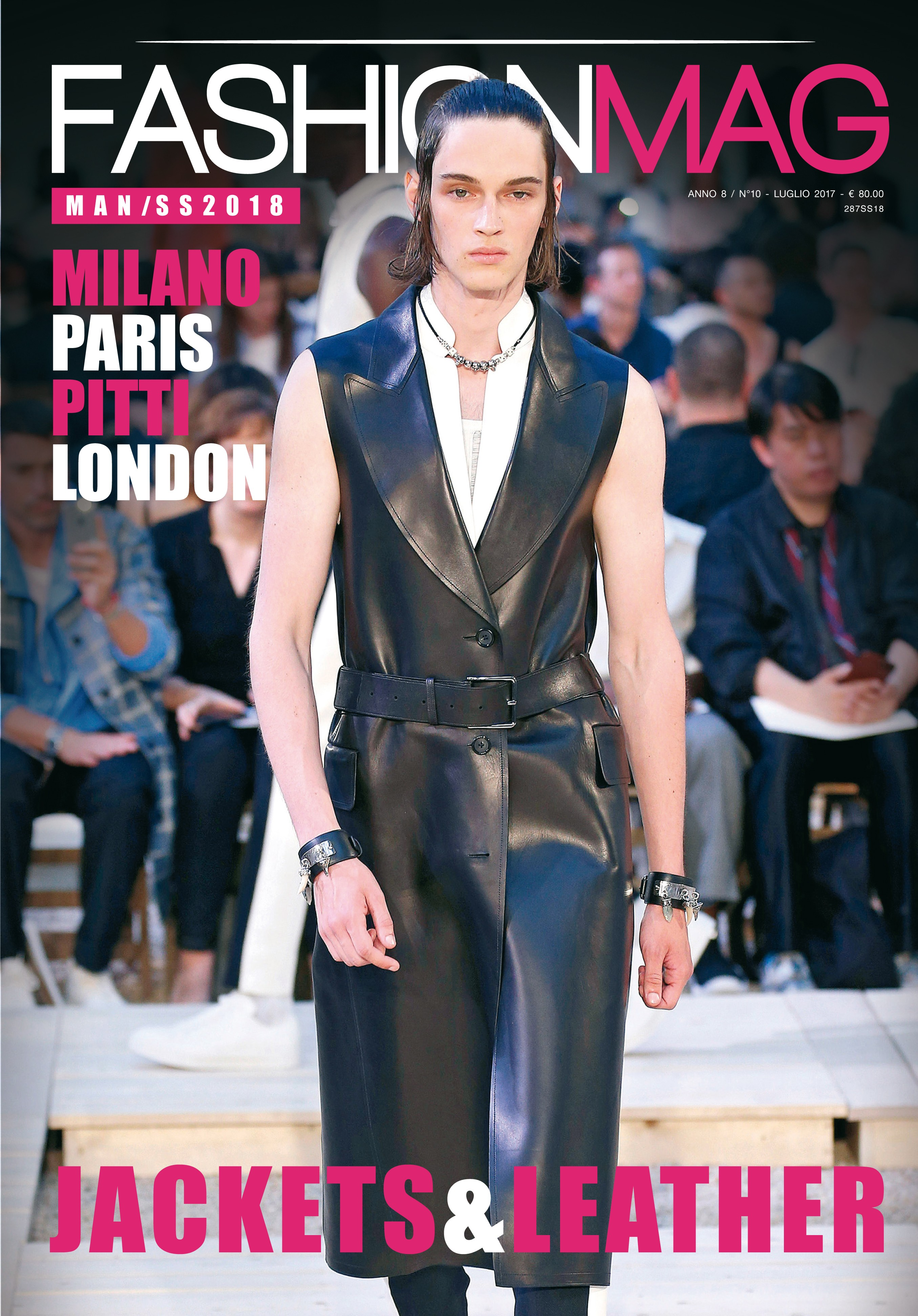 FASHIONMAG MAN JACKETS & LEATHER