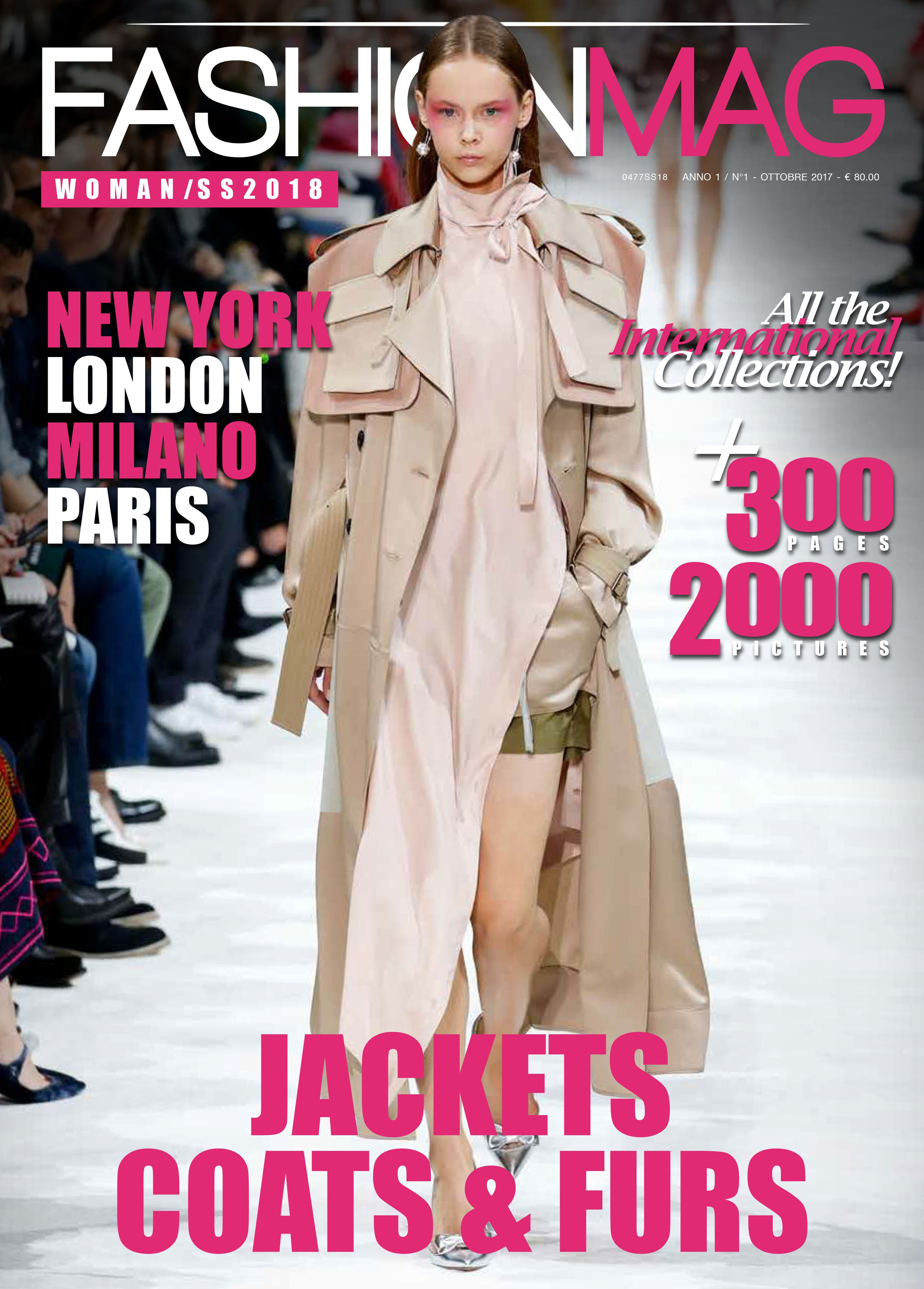 FASHIONMAG JACKETS COATS&FURS
